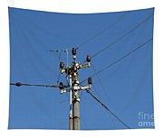 Electric Pylon Tapestry