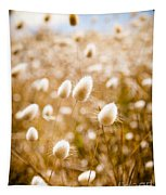 Golden Field Tapestry