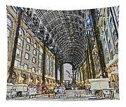 Hays Galleria London Sketch Tapestry
