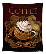 Cappuchino With Choclates Tapestry