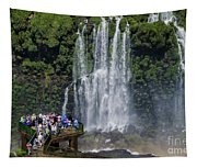 Iquazu Falls - South America Tapestry