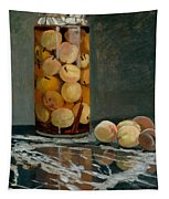 Jar Of Peaches Tapestry