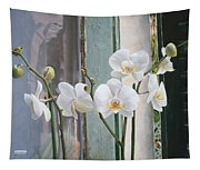 4 Orchidee Tapestry
