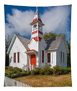 Oysterville Church Tapestry