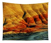 Painted Hills - Oregon Tapestry