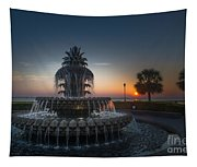 Charleston Sunrise  Tapestry