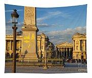Place De La Concorde Tapestry