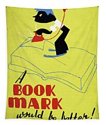 Poster Books, C1938 Tapestry