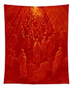 The Angels In The Planet Mercury Tapestry