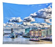 The River Thames Tapestry