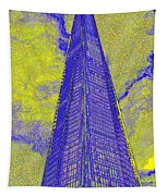 The Shard London Art Tapestry