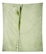 Waiting For Spring Tapestry
