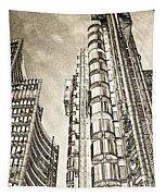 Willis Group And Lloyd's Of London Art Tapestry