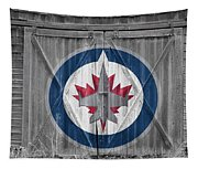 Winnipeg Jets Tapestry
