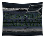Seattle Seahawks Tapestry
