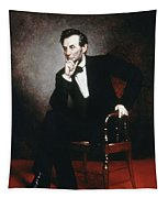 Abraham Lincoln (1809-1865) Tapestry