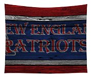 New England Patriots Tapestry