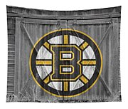 Boston Bruins Tapestry