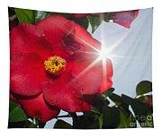 Camellia Flower Tapestry