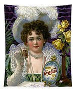 5 Cent Coca Cola - 1890 Tapestry