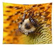 Chipmunk's Peredovik Sunflower Tapestry