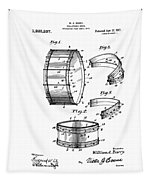Collapsible Drum Patent 008 Tapestry