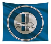 Detroit Lions Uniform Tapestry