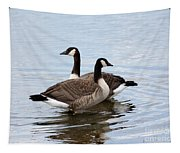 Geese Tapestry