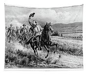 George Armstrong Custer (1839-1876) Tapestry