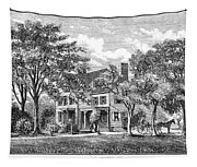 Grover Cleveland (1837-1908) Tapestry