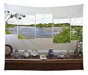 5-panel - James River Tapestry
