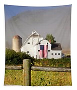 Park City Barn Tapestry