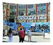 5 Pointz Graffiti Art 3 Tapestry