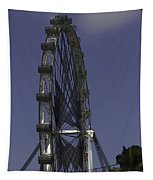 Singapore Flyer  Tapestry