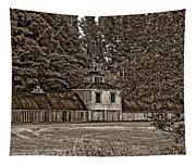 5 Star Barn Monochrome Tapestry