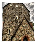 Uppsala Church - Gamia - Uppsala Sweden Tapestry