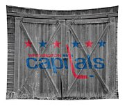 Washington Capitals Tapestry