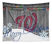 Washington Nationals Tapestry