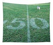 50 Yard Mascot Tapestry