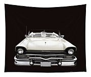 50s Ford Fairlane Convertible Tapestry