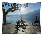 Alpine Lake Tapestry