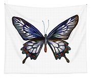 54 Ceylon Rose Butterfly Tapestry