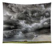 Storm Clouds Saskatchewan Tapestry