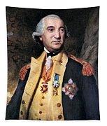 Baron Friedrich Von Steuben Tapestry