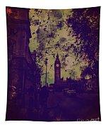 Big Ben Street Tapestry