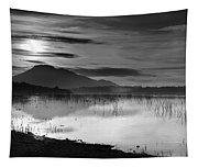 Calm Sunset Tapestry