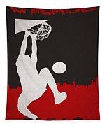 Chicago Bulls Tapestry