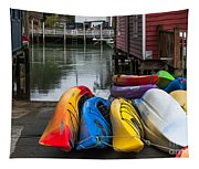 Water Adventure Awaits Tapestry