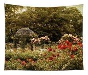 Garden Gazebo Tapestry
