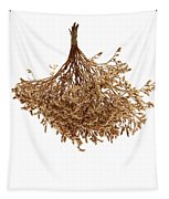 Hanging Dried Flowers Bunch Tapestry